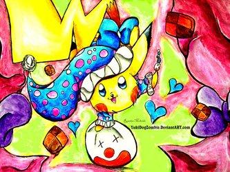 Show Time Pikachu