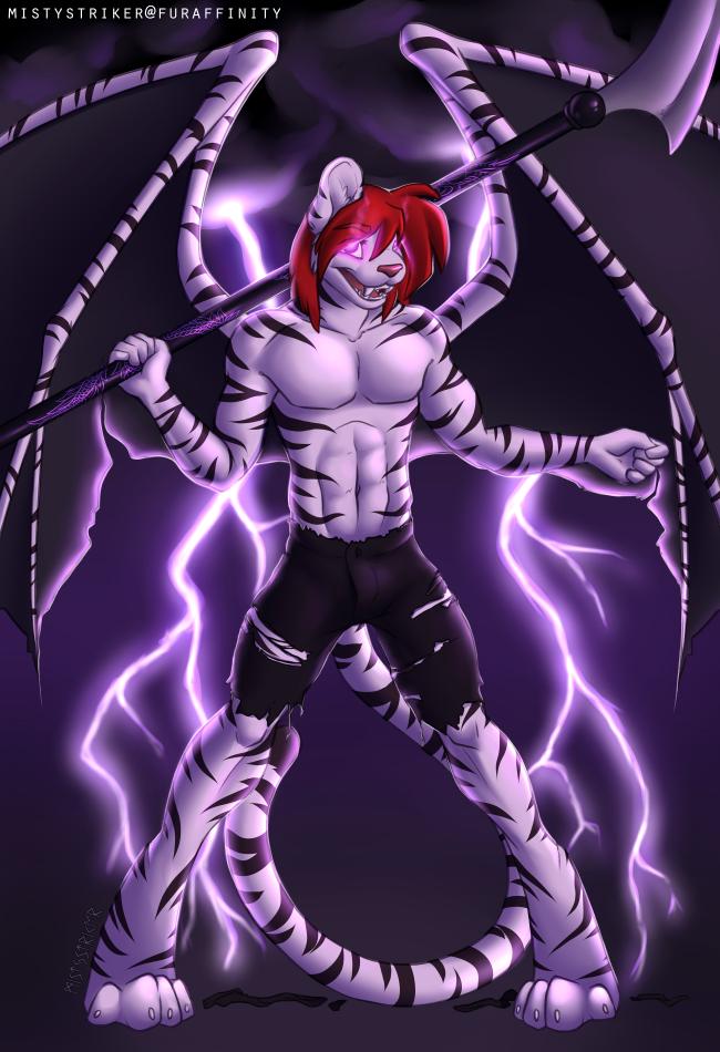 Thunderbolts & Lightning