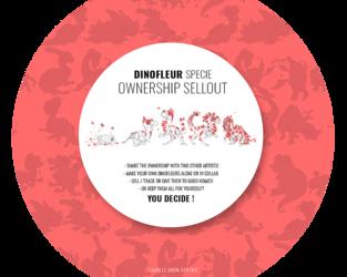 Dinofleur Ownership selling (Two owners, plus me!)