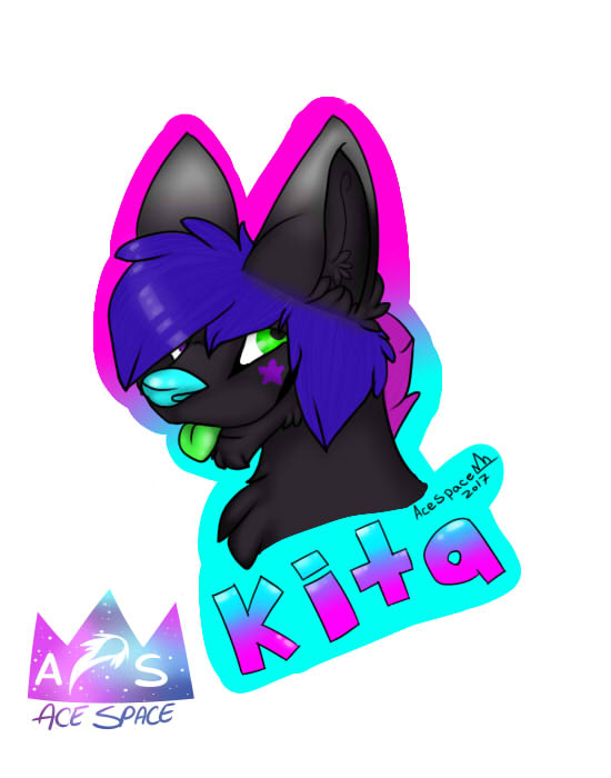 kita badge