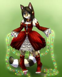 Christmas Lolita Tee