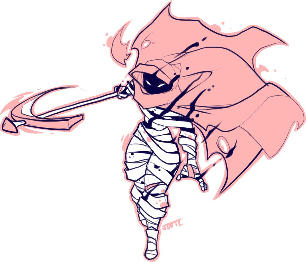 Death Walks Among You