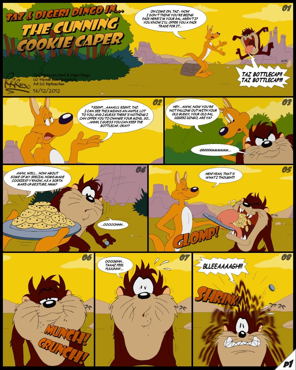 [2012] Digeri Dingo - The Cunning Cookie Caper (1/3)