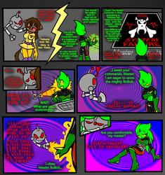 Thorn & RoBob in: Tekkania Trouble, Part 2 - Hypno-a-Go-Go!