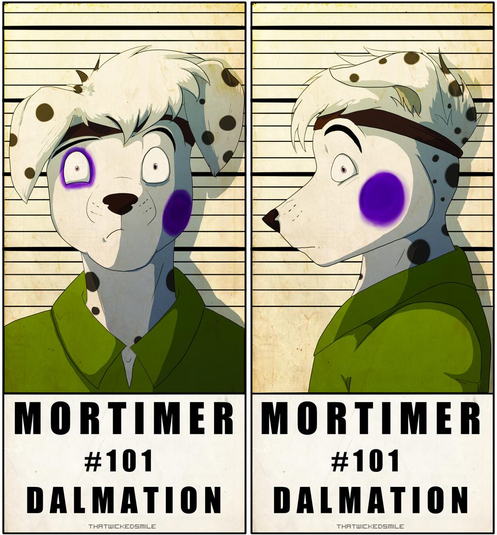 Police Line Up - Mortimer
