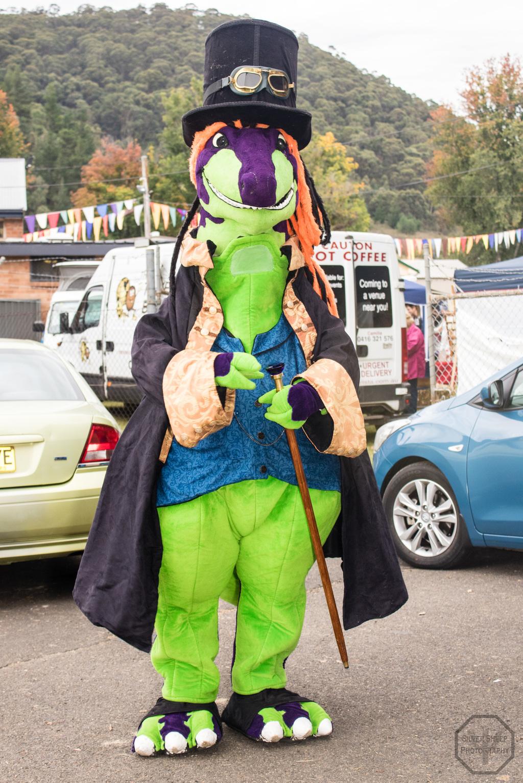 Ironfest 2017: Elliot the Dinosaur 3