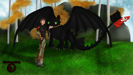 Discovering new lands-HTTYD 2