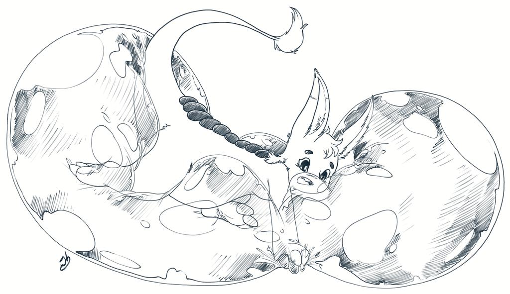 Grandlose Bubble Dragon TF