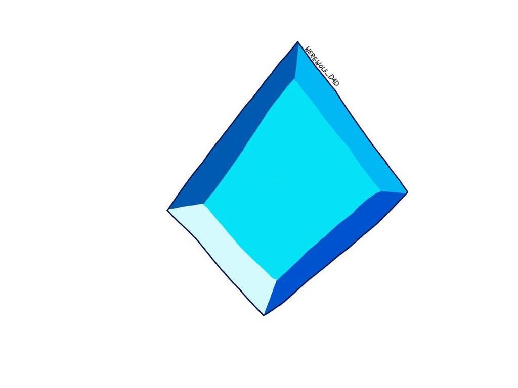 Blue Diamond's gemstone
