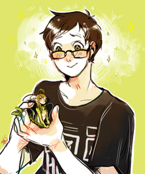 cabbage child and friend