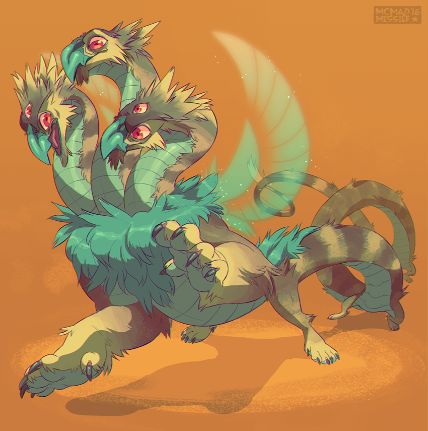 Monsterfy Me 09 [commission]