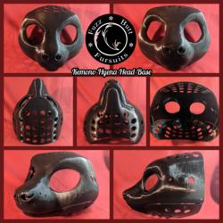 Kemono Hyena Head Base