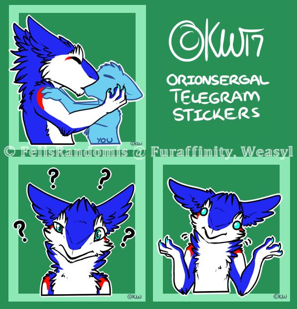 OrionSergal Telegram Stickers 6