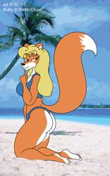 Ruby: Beach Bum