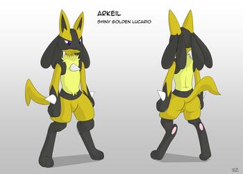 Arkeil Ref - Clean