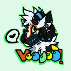 [BADGE] Voodoo!
