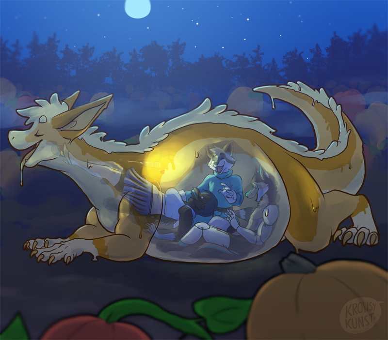 Most recent image: Night of the Goo Dragon (2/2)