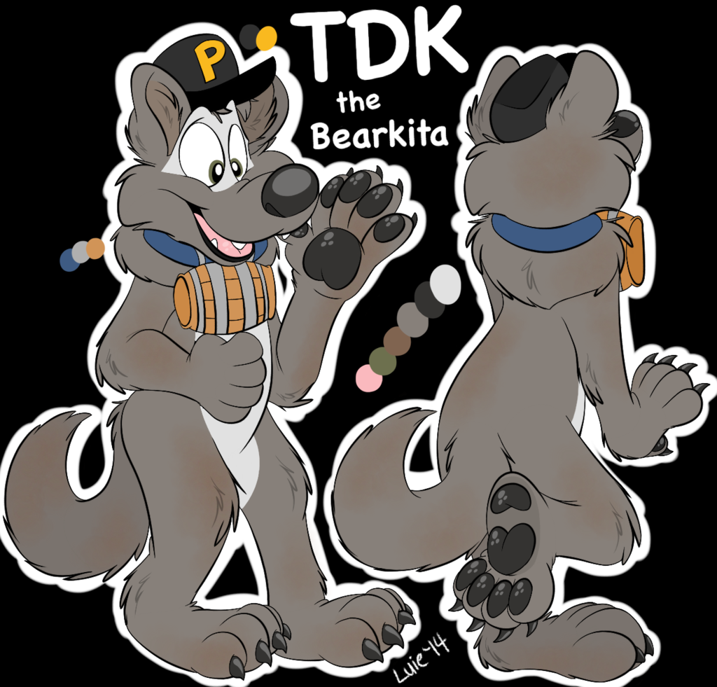 Suddenly Bearkita (New Ref)