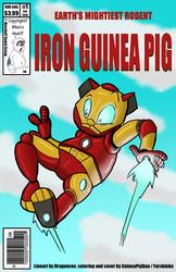 Iron Guinea Pig cover -collab w/ Dragonvee-