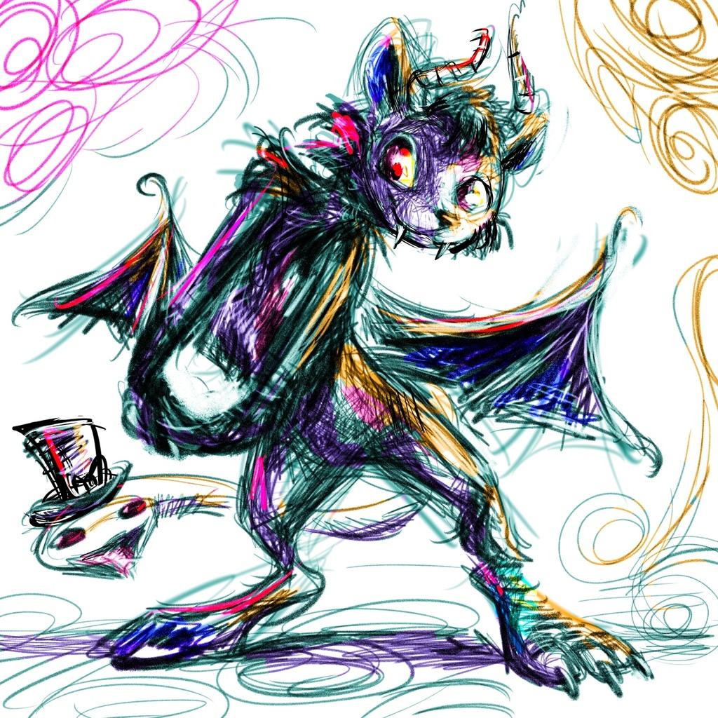 twitter sketch 2-06 shawntycat