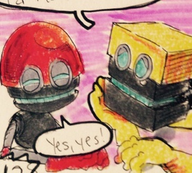 henchbot comic