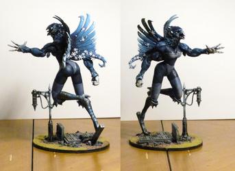 Bird-Headed She-Daemon