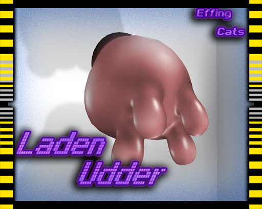 Rigged Udder