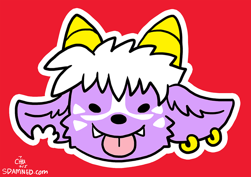 Goofy Buwaro Head