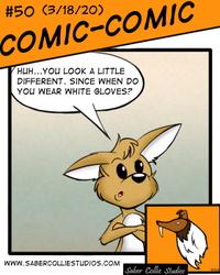 Comic-Comic #50 (3/18/20)