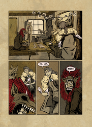 Chapter 1- Haunted Painting- Full Page 1