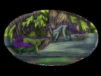 Lician Bestiary- Ra'Ovoa Tenezren