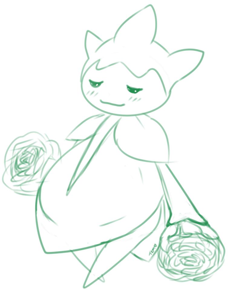 Most recent image: big roselia