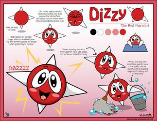 Dizzy Ref Sheet