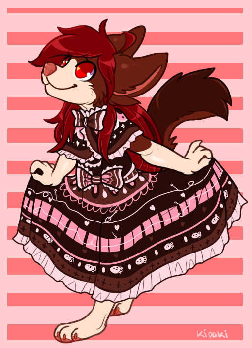 lolita kipkap