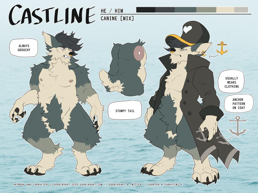Most recent image: Castline 2020 Reference