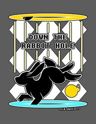[Desgin] Down The Rabbit Hole (Portal)