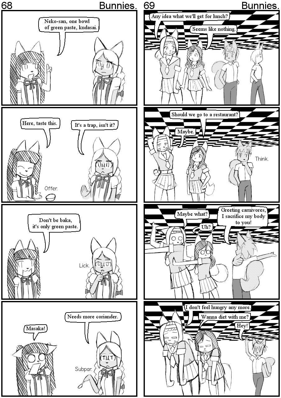 Bunnyseries 68-69
