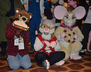 Rodent Trio