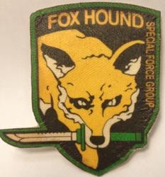 Foxhound patch