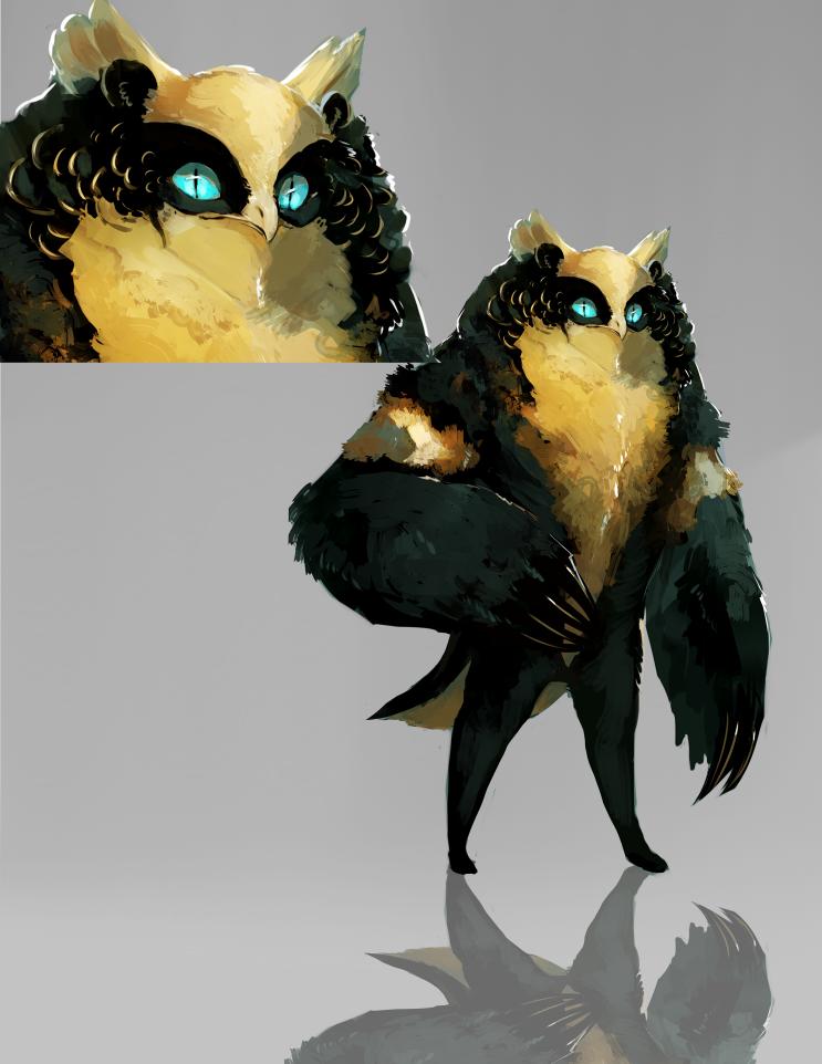 Cat-Eye Taum