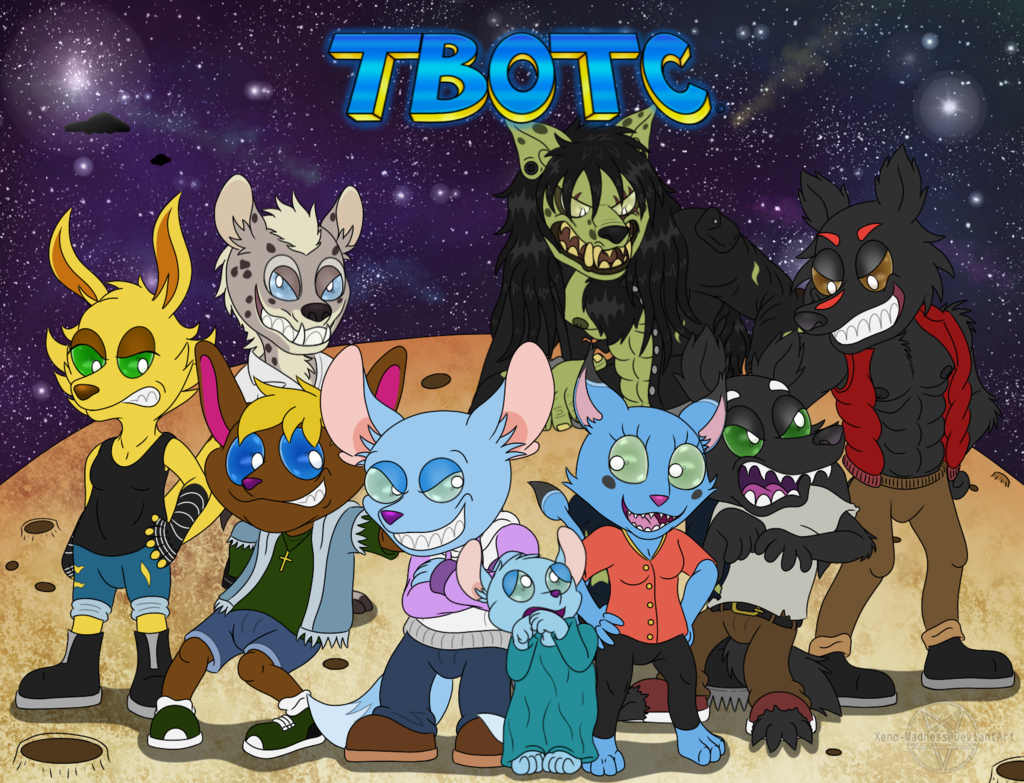 Featured image: TBOTC Poster Cast