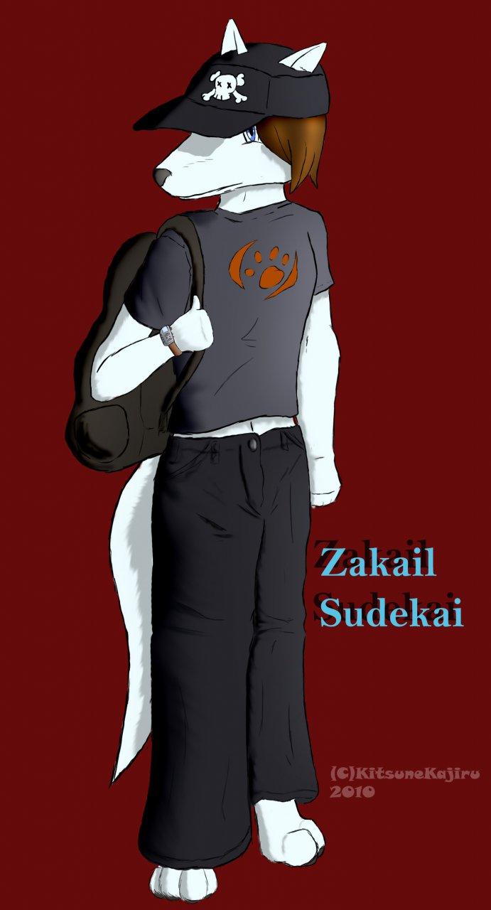 Zakail Sudekai - Master Derp by Kitsune-Kajiru
