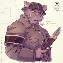 Imperium Lupi - Werner (soldier)