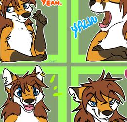 Areku Telegram Stickers