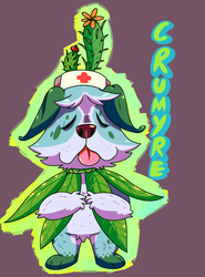 Flora: Feared Pharmacist Crumyre