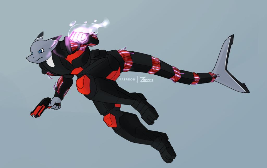 [Patreon] Siva Enhanced Punch Shark