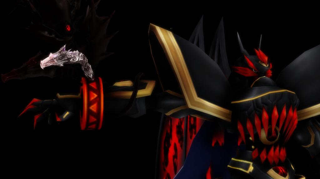 CorruptAlphamon the Corrupt King