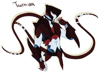 Teuthida the space squid