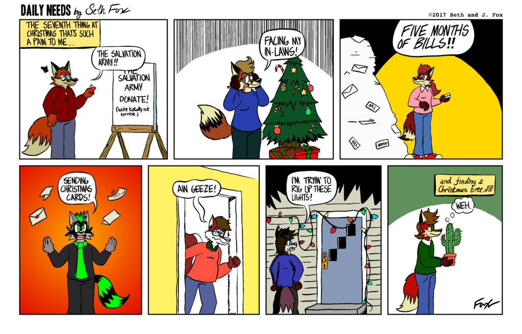 #095 - The 7th Pain at Christmas