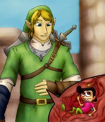 Vore Commish--Fairies and Heros